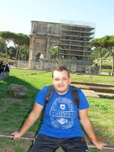luna de miere Roma obiective