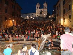 Piazza_Spagna_luna_miere_Roma