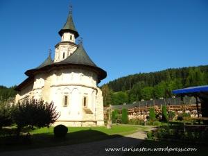 Biserica Manastire Putna
