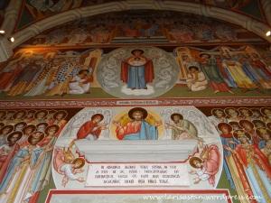Pictura Manastire Putna