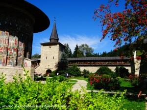 Manastirea-Sucevita-Bucovina