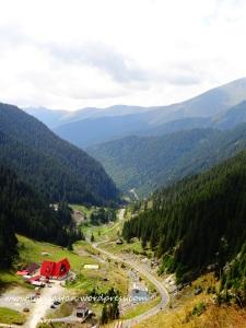 Peisaj Transfagarasan