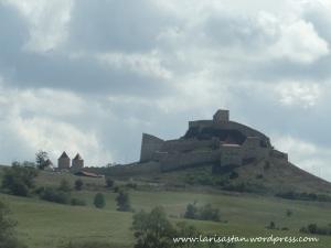 Cetatea Rupea larisastan