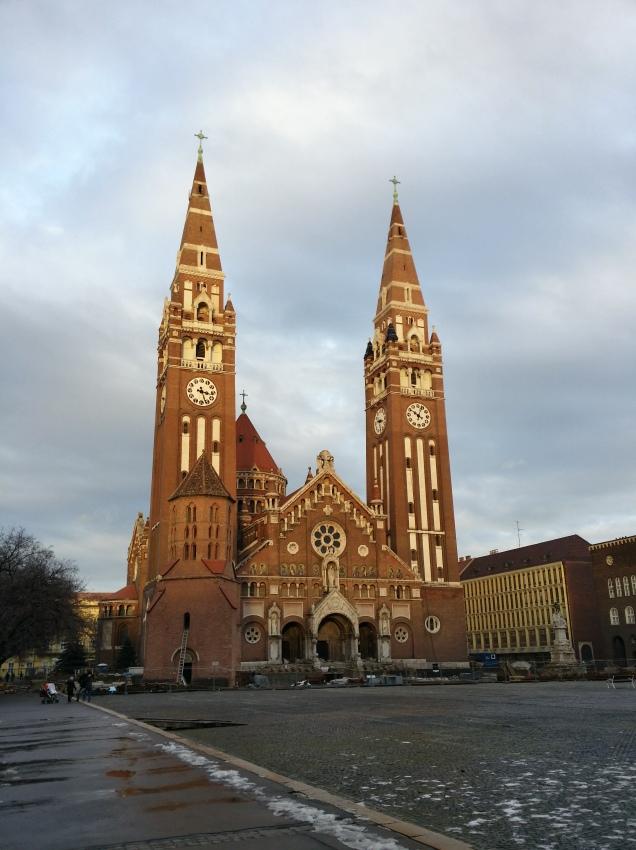Dom Ter Szeged