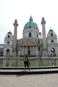 Karlskirshe-austria-calatorie