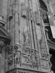 dom piata domului milano