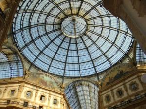 Galeria Vittorio Emanuele milano