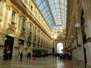 galerie milano