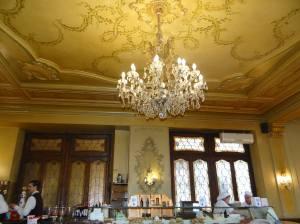 interior caffe torino