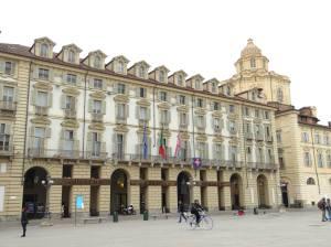 palazzo della regione torino