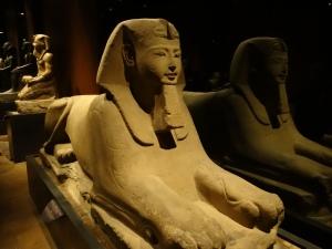 statue muzeu egiptean torino
