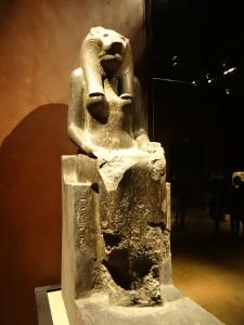 muzeu egiptean