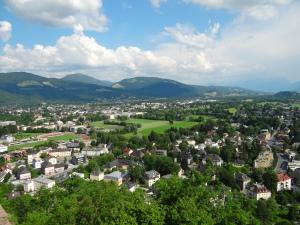 salzburg-Fortareata-Hohensalzburg