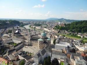 priveliste-Fortareata-Hohensalzburg