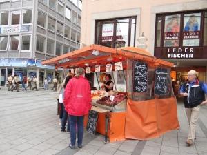 Marienplatz vizita