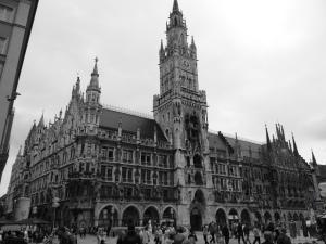 Primaria din Munchen - Neues Rathaus