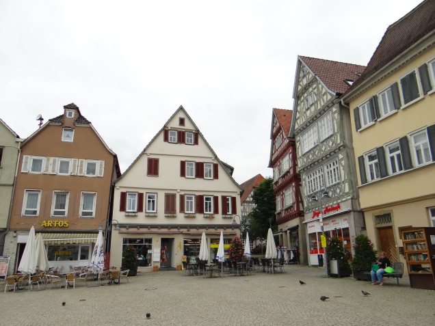 Vaihingen-an-der-Enz-Germania-centru