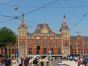 gara centrala amsterdam