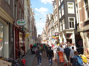 cartierul rosu amsterdam