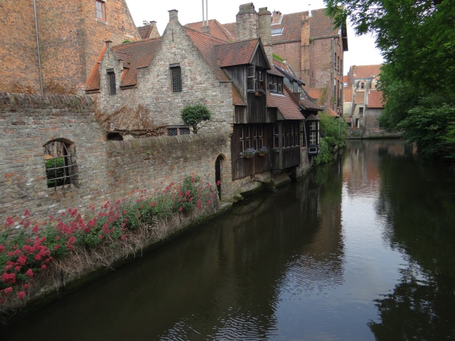 bruges-plimbare-canale